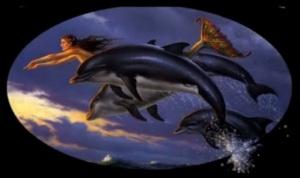 O cetáceo sagrado e a importancia dos cachorros e gatos que nos doam sua energia